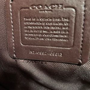 Coach Bags - Coach Dreamer 36 IvoryMulti/Pewter (new no tag)